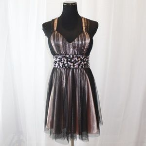 Trixxi Bejeweled Prom/Homecoming dress